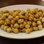 インド料理 MAHARAJA - フライひよこ豆