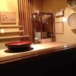 中島康三郎商店 - 蕎麦打ち場