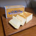 チーズケーキ専門店 カラベル - 発酵バタースフレ