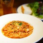 アジト - Pasta Set 特製ボロネーズ (¥900)