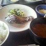 145582 - 魚定食(目鯛の漬け焼き)
