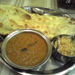 インド料理 ダルバール - ダルバール1