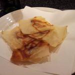 美食クラブ まさき家 - アンチョビと餅のパリパリ春巻き