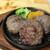 しんみょう精肉店 - 料理写真:ハンバーグランチです☆ 2021-0124訪問