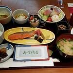 ノーザンテラスダイナー - 朝食(和定食+ハーフバイキング)