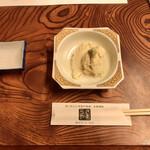 さわらや - しぼり豆腐(通し)