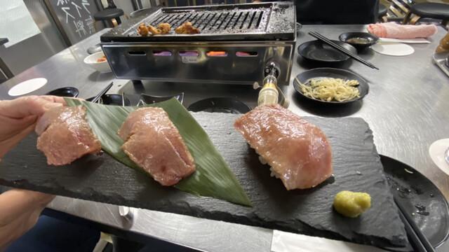 焼肉こがね炎の料理の写真