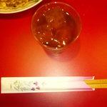 14501719 - お箸は台湾檜 とってもいい香り