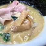 芳醇煮干 麺屋 樹 - メンマ
