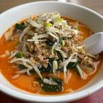 中国料理 新華楼 - 料理写真:四川坦々刀削麺780円