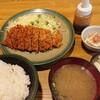 とんとん - 料理写真:サービスランチとんかつ定食¥880