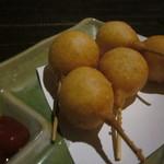 鹿田町 ムラサメ - チーズドッグ