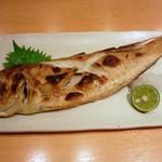 旬菜酒房 宝隆丸 - アマダイの塩焼き