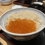 鮨・酒・肴 杉玉 - いくらドッサリ