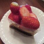 145024557 - 気まぐれシェフのケーキ①