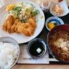 れすとらん比内どり - 料理写真:比内地鶏カツ定食