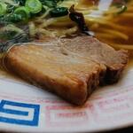 麺や 吉村 - 美味しい肉厚叉焼