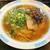 麺や 吉村 - 料理写真:中華そば¥400