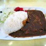 ラウンジ おあしす - 料理写真:カレーライス¥410