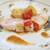 ペレグリーノ - 料理写真:【魚料理】熊本天草より 白甘鯛、北海道産無農薬のポロ葱との組み合わせ