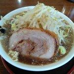 麺屋信次郎 - 料理写真:信次郎醤油・大