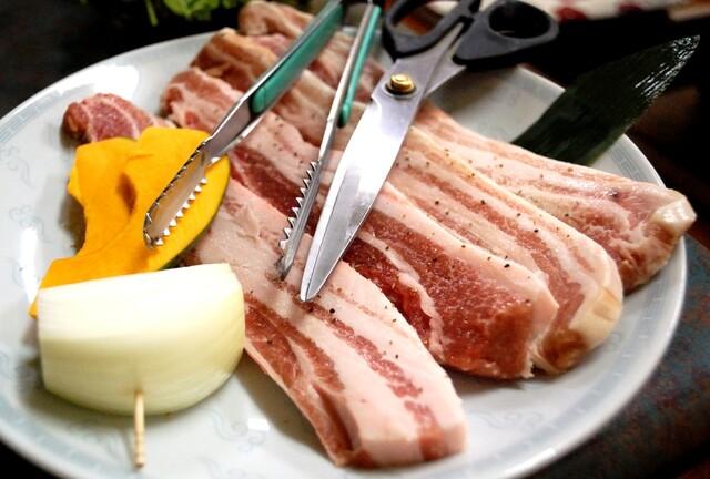 丸い月 - 豚三段バラ肉セット(3000円)