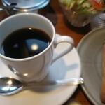 喫茶 アカリマチ - ストロング。450円