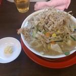 マルイ製肉店 - マルイ式タンメン