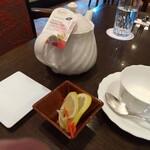 アンバーコート - 紅茶