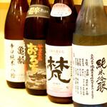 魚問屋 まる吉 - 日本酒も揃えております