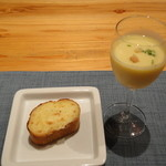 ZUPPA - 料理写真:冷たくて美味しいスープ