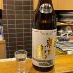 あきよし - 高木酒造朝日鷹本醸造生貯蔵酒新酒