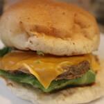 the 3rd Burger - Avocado Cheeseburger