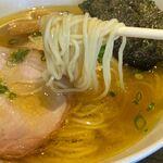 札幌 Fuji屋 - 塩そばの麺
