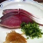 すし処 市柳 - 〆たての鯖