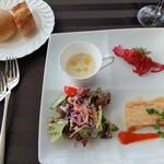 レストラン フィオーレ - 前菜