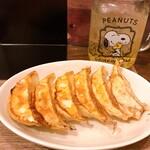 ギョーザ ブラザーズ - 焼き餃子\290