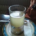 One's cafe - 柚子茶(ホット)