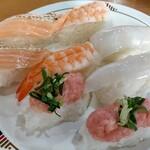 Susumevaikingubaikingu - 寿司