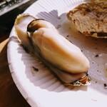 牡蛎処 桝政 - ぷりぷり牡蠣