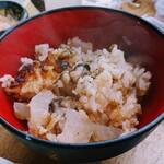 牡蛎処 桝政 - 牡蠣飯