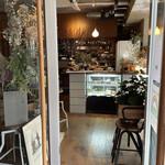 シガニー ベイク コーヒー - 入り口