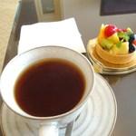 ホテル椿山荘東京 ペストリー&チーズショップ - フルーツのタルト