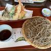 Agatasobadokoro - 料理写真:天せいろそば  1250円