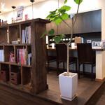 コーヒーサロン ミヤビ - 店内