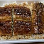 鰻 与八 - 料理写真: