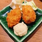 串揚げ処 味串 - 牡蠣