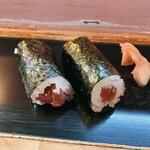 丸八寿司 - 鉄火巻き