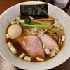 麺処 はら田 - 料理写真:・「味玉醤油そば(¥910)」