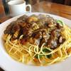MONK - 料理写真:シーフードカレースパゲッティ